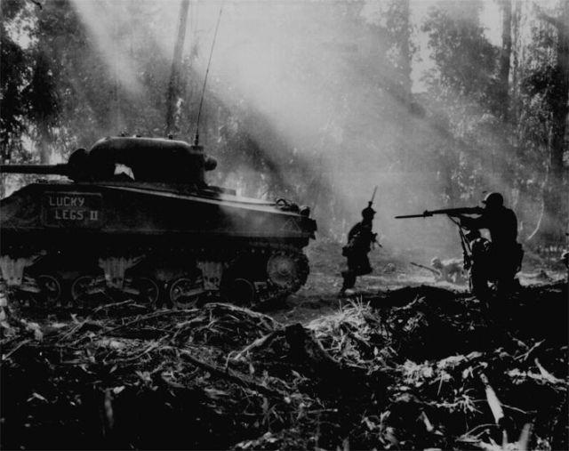 Rare WW II Photos
