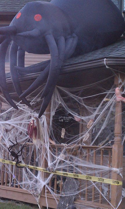 The Craziest Halloween Decorations