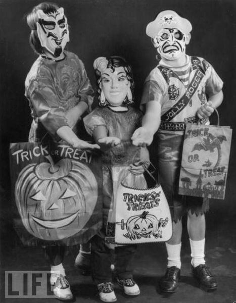 The Evolution of Halloween
