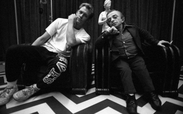 The Final Day on the Twin Peaks Set