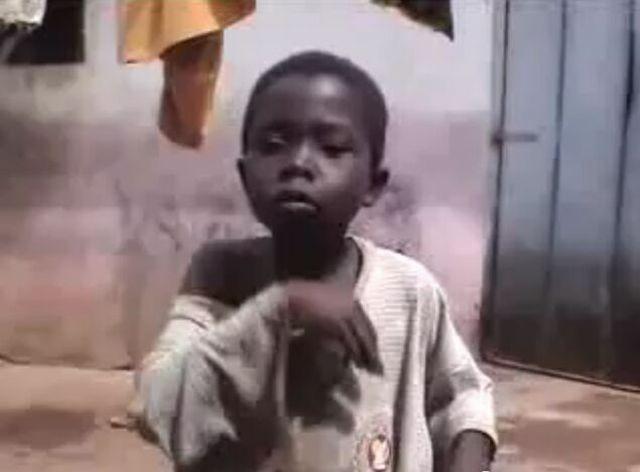 Ghana Kid's Sick 'Beatboxing'