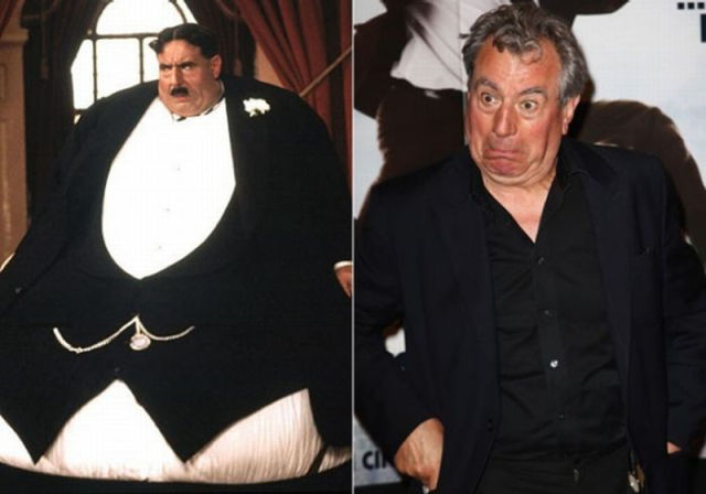 Famous People in Fat Suits