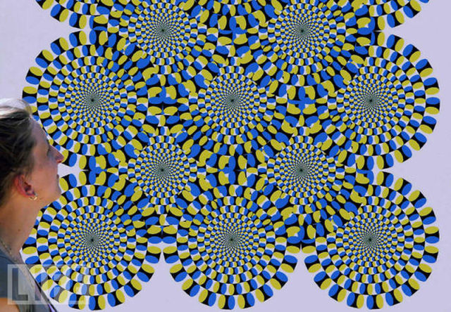 Mind Bending Optical Illusions