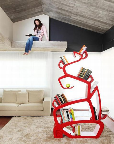 Unusual and Creative Bookcases
