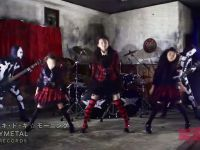 Meanwhile, in Japan: Babymetal!