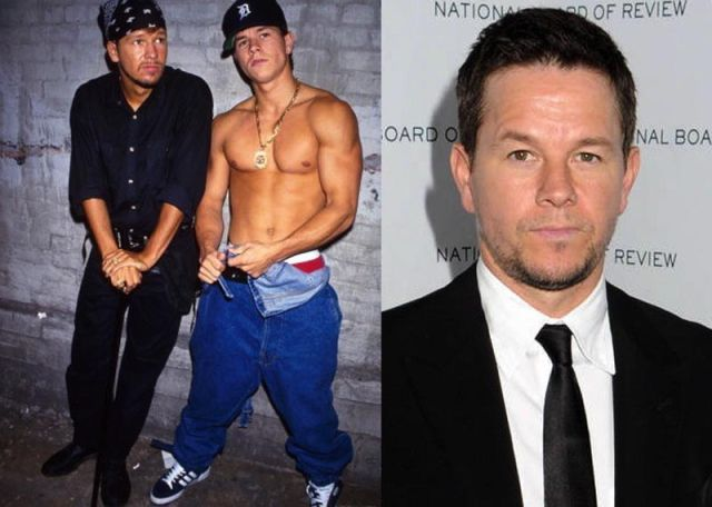 Celebrities In the '90s and How They Look Now