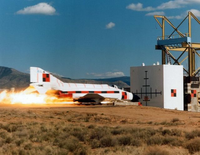 Awesome Fighter Jet Crash Test