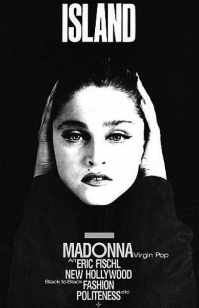 Madonna on the Covers of Magazines