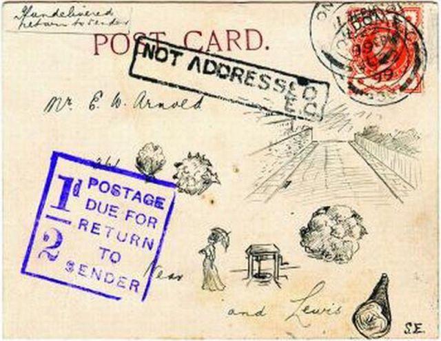 The Postal Troll