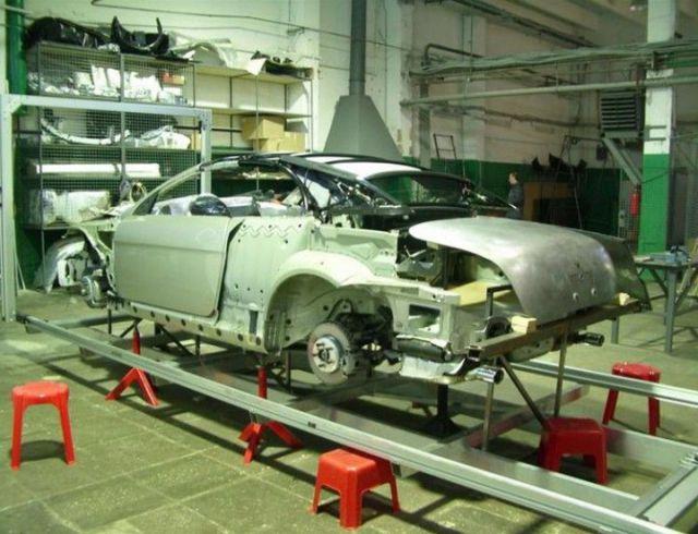 Retro Tuning Program for BMW 6-Series