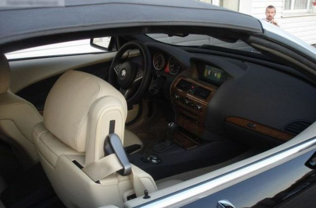 Retro Tuning Program for BMW 6-Series