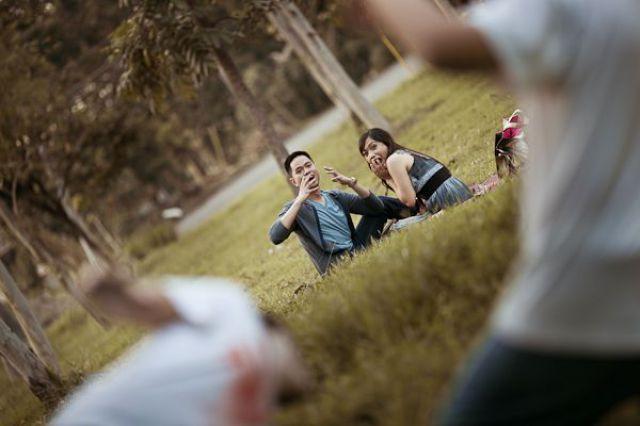 The Greatest Wedding Photos Ever!