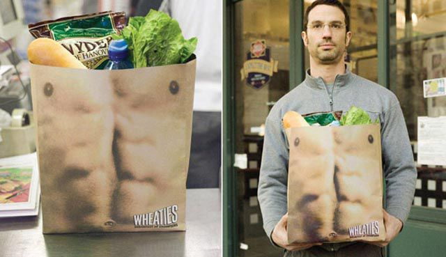 Creative and Cool Package Ads