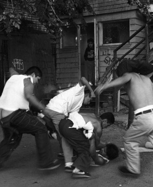 The Gangs of Los Angeles