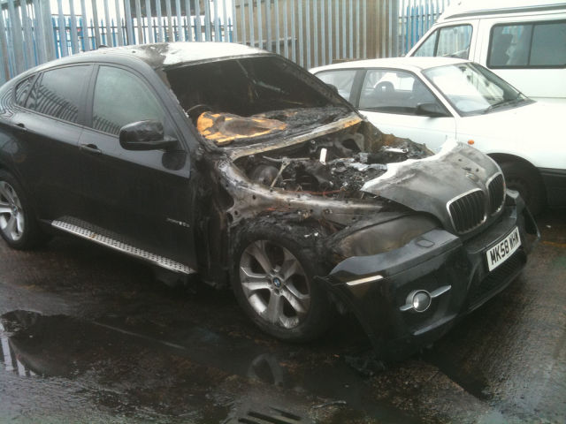 Brand New BMW X6 15 Months Later