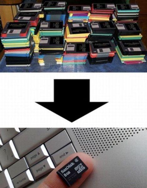 Cool Retro IT Photos