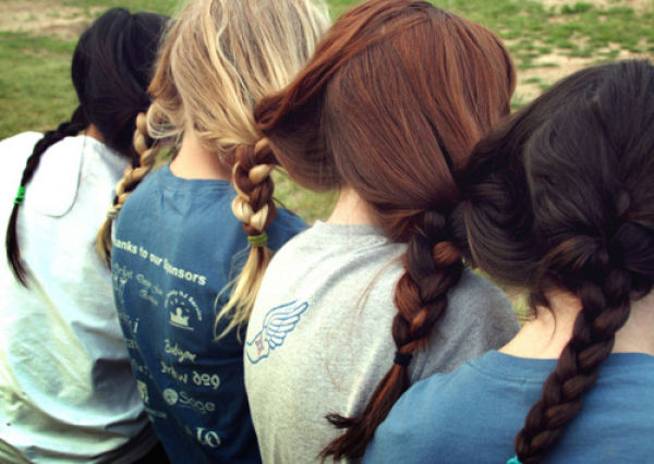 Insanely Complicated Braid Styles