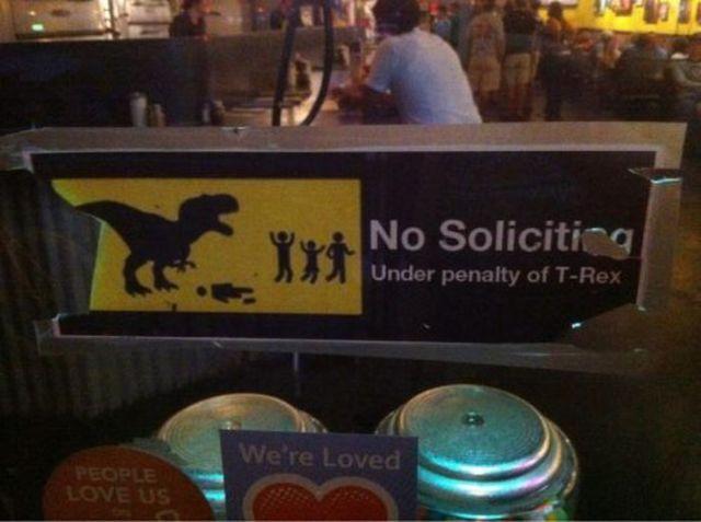 Bizarre And Hilarious Public Signage