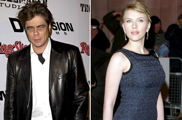 Dating History of Scarlett Johansson