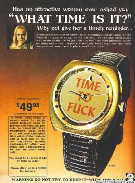 Crazy, Shocking Retro Ads