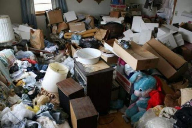 The Most Trash Ridden Apartments Ever