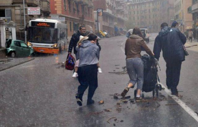 Genoa's Nightmare