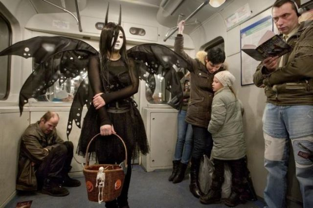 Odd Photographs Taken in Russia