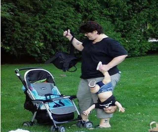Parenting Gone Wrong