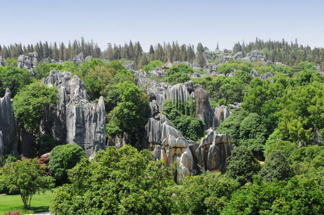 Unusual Rock Formations from Around the Globe