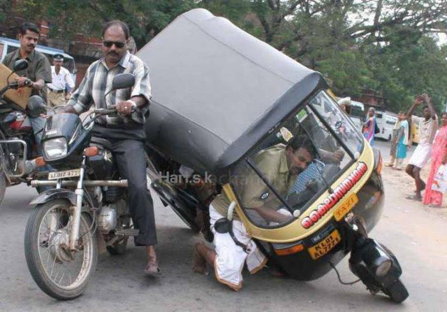 It Happens Only In India