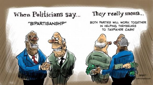 Hilarious Political Cartoons