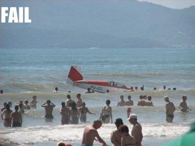 Landing Fail Selection