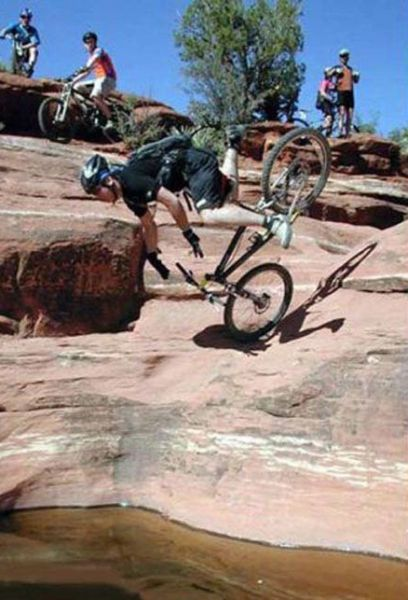 Dangerous Stunts Gone Wrong