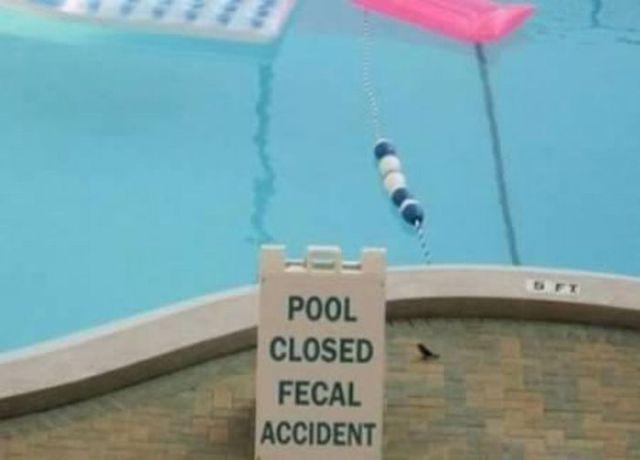"Failed ""Closed"" Signs"
