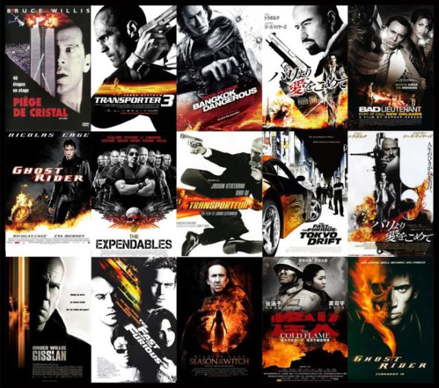 Popular Movie Poster Trends
