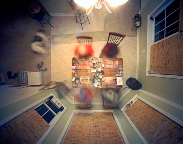 Artistic Pinhole Camera Room Images