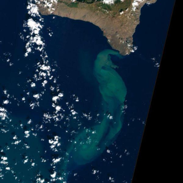 Bizarre Underwater Volcanic Eruptions