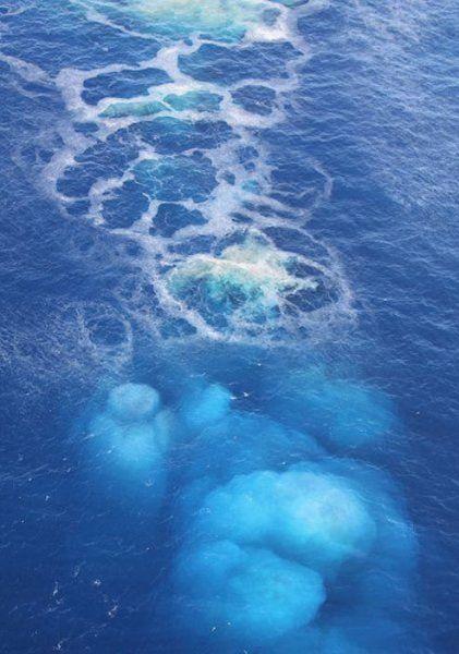 Bizarre Underwater Volcanic Eruptions 10 Pics Izismile Com