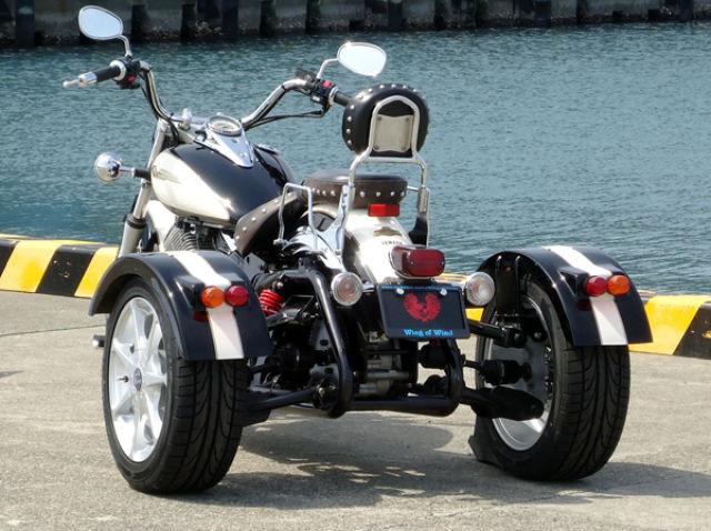 Crazy Bike That Runs on Feces
