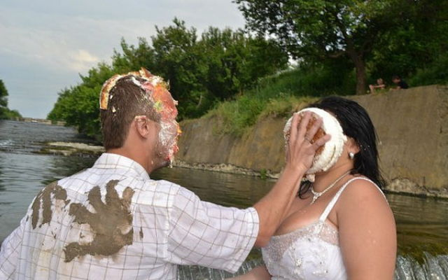 Ukrainian WTF Wedding