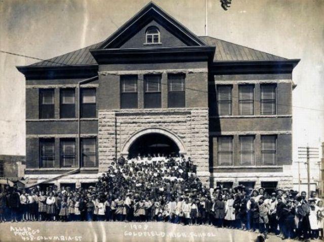 The Forgotten Nevada's High School