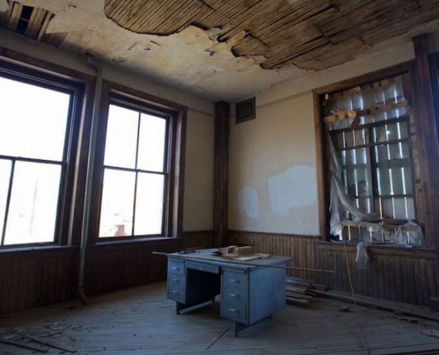 The Forgotten Nevada's High School