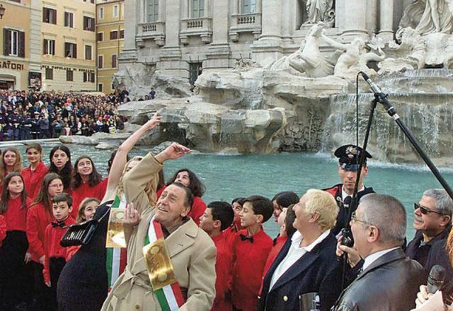 Treasures of The Trevi Fountain