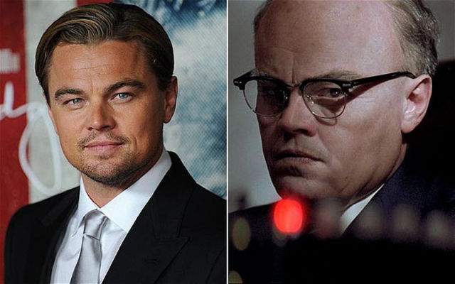 Celebrities Getting Older on the Screen