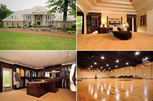 The Coolest Homes of Athletes