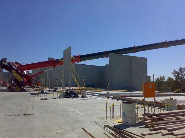 $4 Million Crane Fail in Australia