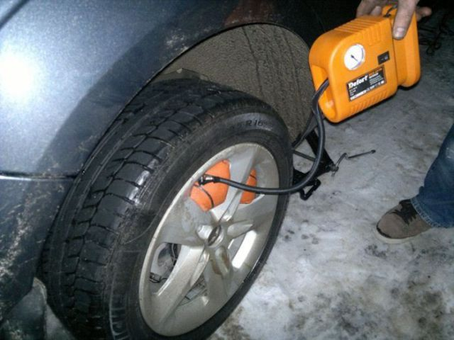 A New Way to Remove a Wheel