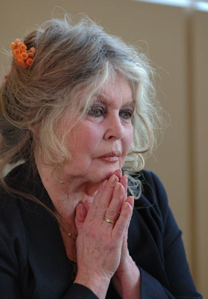 Brigitte Bardot Getting Older