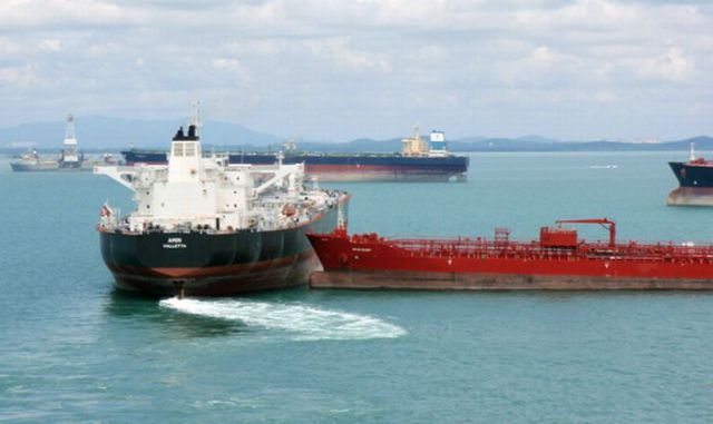Will These Tankers Collide?