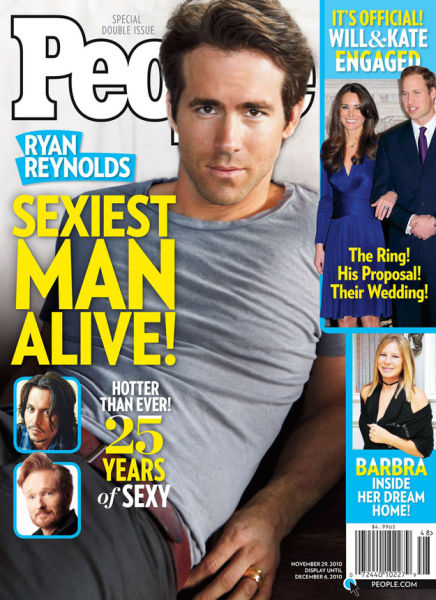 Would You Choose Bradley Cooper the Sexiest Man Alive?